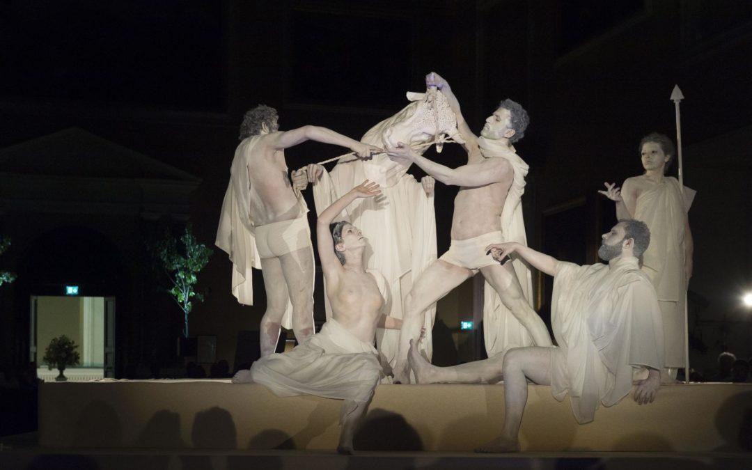 Sculptures Vivantes – Museo Archeologico di Napoli