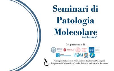 Seminari di Patologia Molecolare